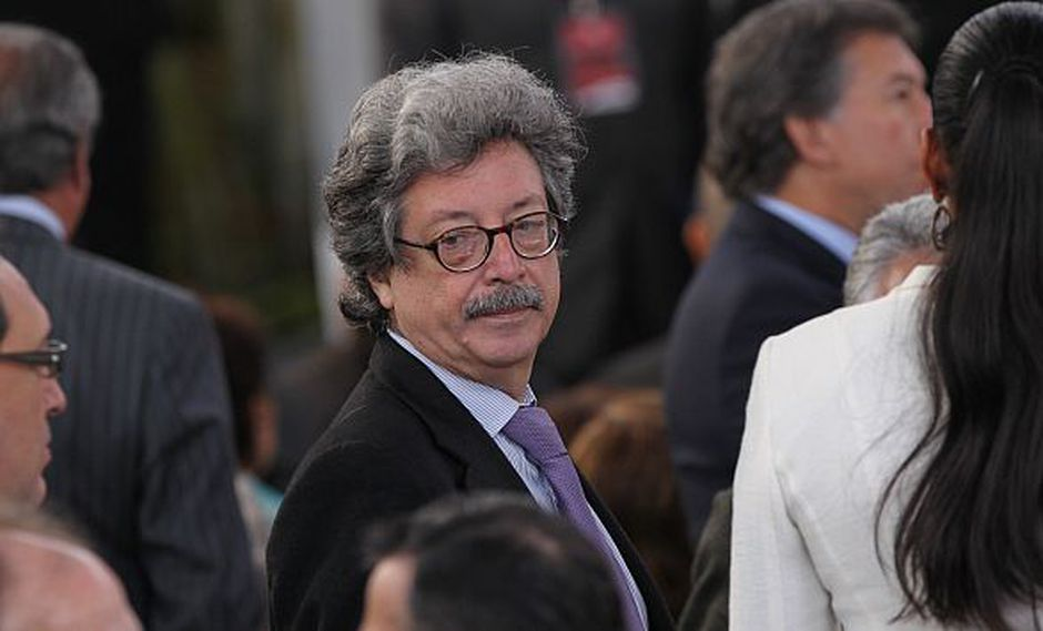 Presidente de Petroperú, Humberto Campodónico, se va a Venezuela. (USI)