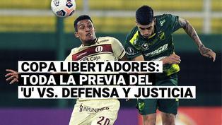 Universitario vs. Defensa y Justicia: toda la previa del encuentro por la cuarta jornada de la Copa Libertadores