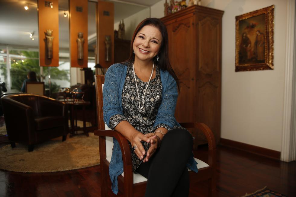 Cecilia del Pilar Valenzuela Valencia se ha dedicado al periodismo desde los años 90 y asumirá la dirección periodística de Perú21.