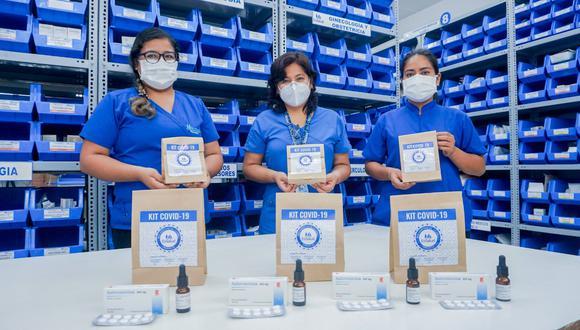 Ucayali: EsSalud producirá 6 mil frascos de ivermectina para tratar el COVID-19