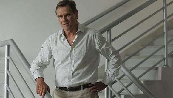"""""""El alcalde de Lima no tiene toda la información del caso"""", señaló Neuhaus. (David Huamaní)"""