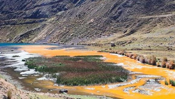 FEMA abrió 60 días de investigación preliminar por el presunto delito de contaminación ambiental en la laguna Pelagatos. (Foto: Ministerio Público)