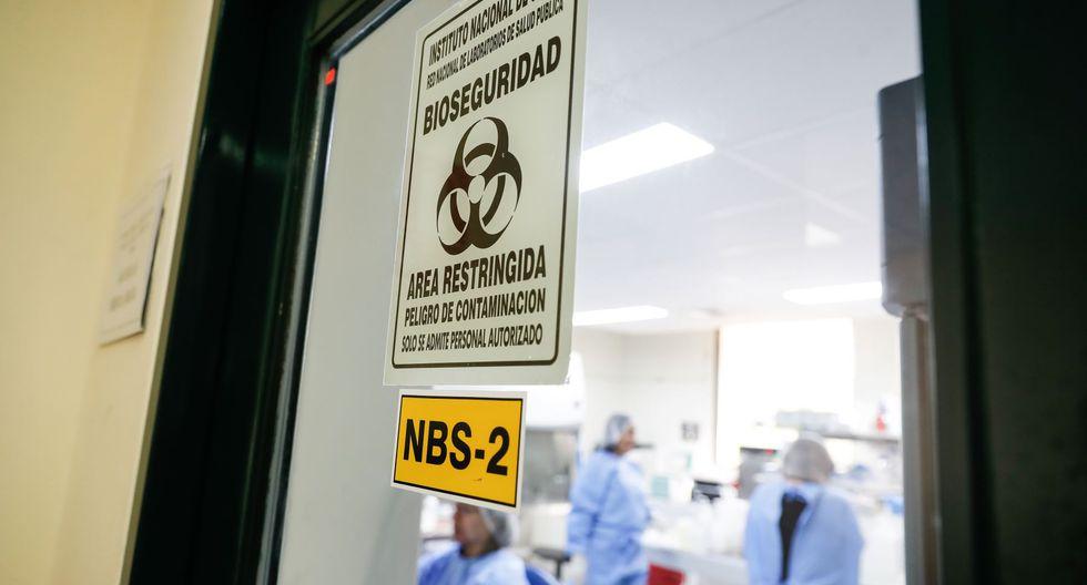 El médico cirujano Omar Trujillo Villarroel como el nuevo jefe del Instituto Nacional de Salud (INS). (Foto: Referencial/Andina)