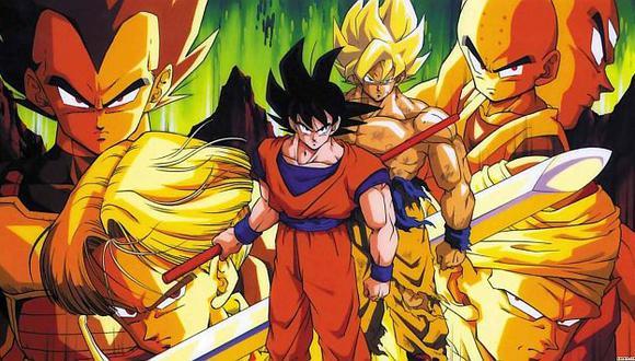 'Dragon Ball Z': Un anime que nunca pasa de moda. (Toei Animation)
