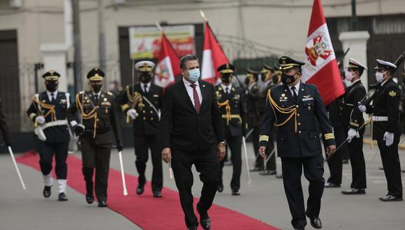 Manuel Merino debe elegir a su premier para ver qué rumbo económico tomará el país. (Foto: Anthony Niño de Guzmán)