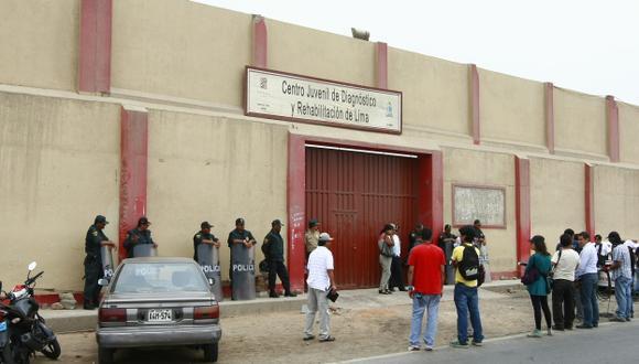 OTRA VEZ. Protestas de internos generan caos en San Miguel. (USI)