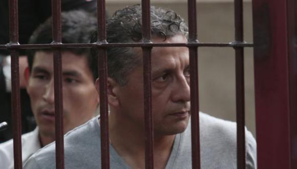 SEGUIRÁ TRAS REJAS. Antauro Humala saldría recién en el 2019. (César Fajardo)