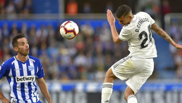 Real Madrid vs. Alavés EN VIVO ONLINE GRATIS, vía DIRECTV Sports: por LaLiga Santander (Foto: AFP)
