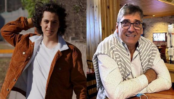 """Guillermo Dávila tras realizarse prueba de ADN con Vasco Madueño: """"El resultado ha salido positivo"""". (Foto: Composición/Instagram)"""