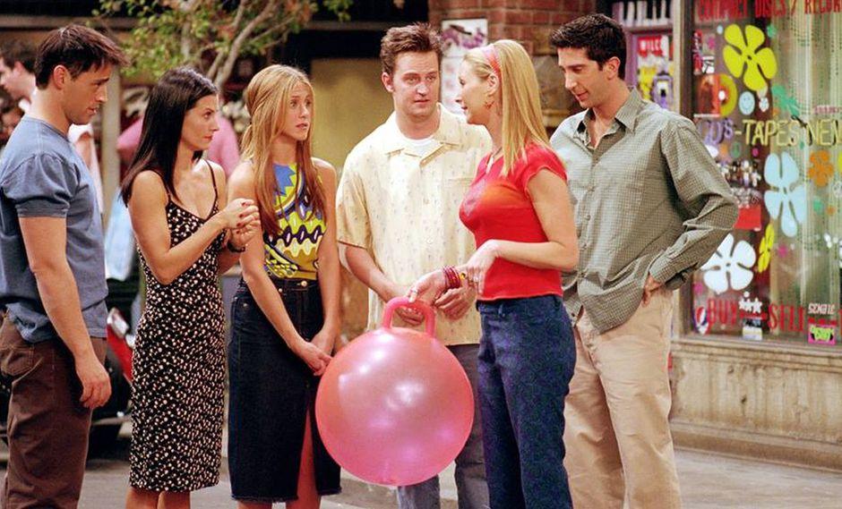La serie cumplirá el domingo 25 años desde su aparición en la TV. (Foto: Facebook Friends TV Show)