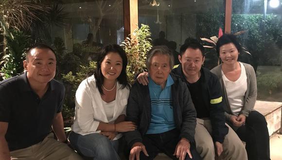 (Foto: Twitter / Keiko Fujimori)