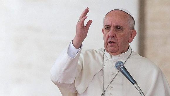 """""""Anarquía, Dios y el papa Francisco"""""""