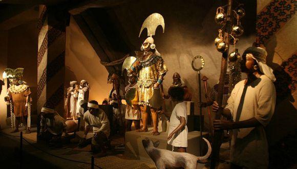 El Señor de Sipán fue descubierto por Walter Alva en 1987 (Cortesía)