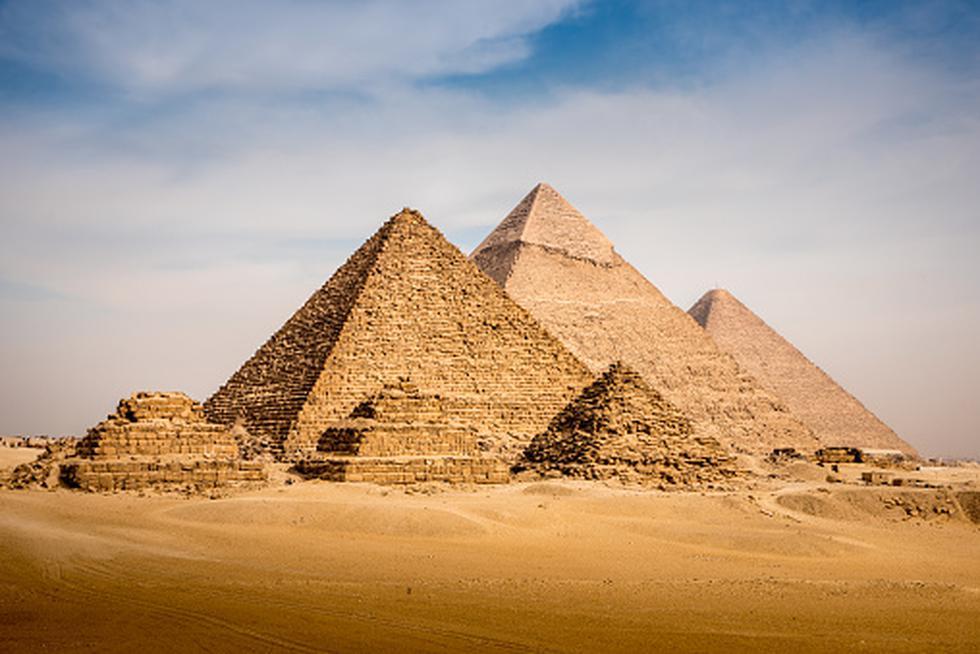 Egiptología: Toda la ciencia detrás de los descubrimientos arqueológicos del antiguo Egipto. (Getty)