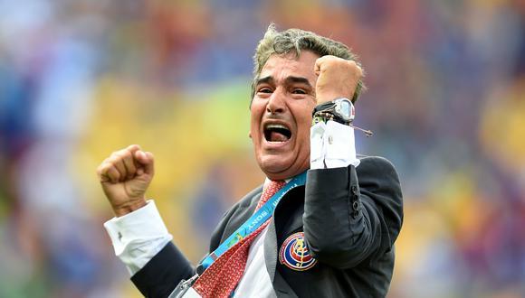 Pinto dirigió en el Perú al club Alianza Lima. (GETTY IMAGES)