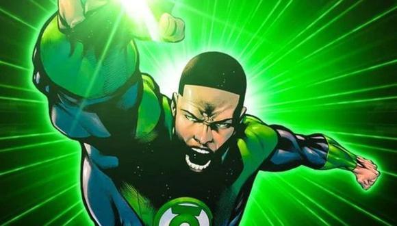 En lugar de Martian Manhunter, Zack Snyder tenía la idea original de presentar a John Stewart en el Universo Extendido de DC como Green Lantern (Foto: DC Comics)