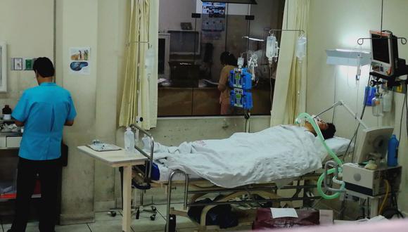 Joven de 26 años se encuentra grave debido a las lesiones de la jauría.