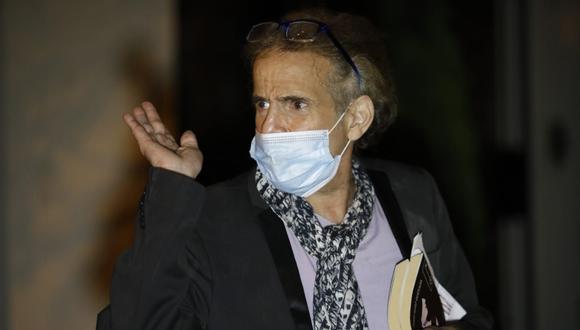 La Corte Superior de Justicia de Lima (CSJL) informó que se dictó una serie de medidas de protección para María Delfina Yngunza Rodríguez. (Foto: GEC)