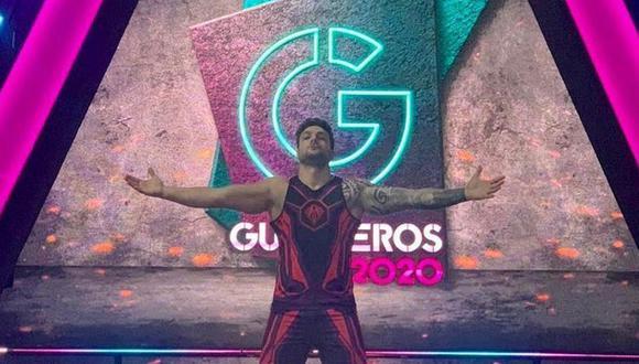 """Nicola Porcella se despide de México con sentido mensaje tras el fin de """"Guerreros 2020"""". (Foto: @nicolaporcella12)"""