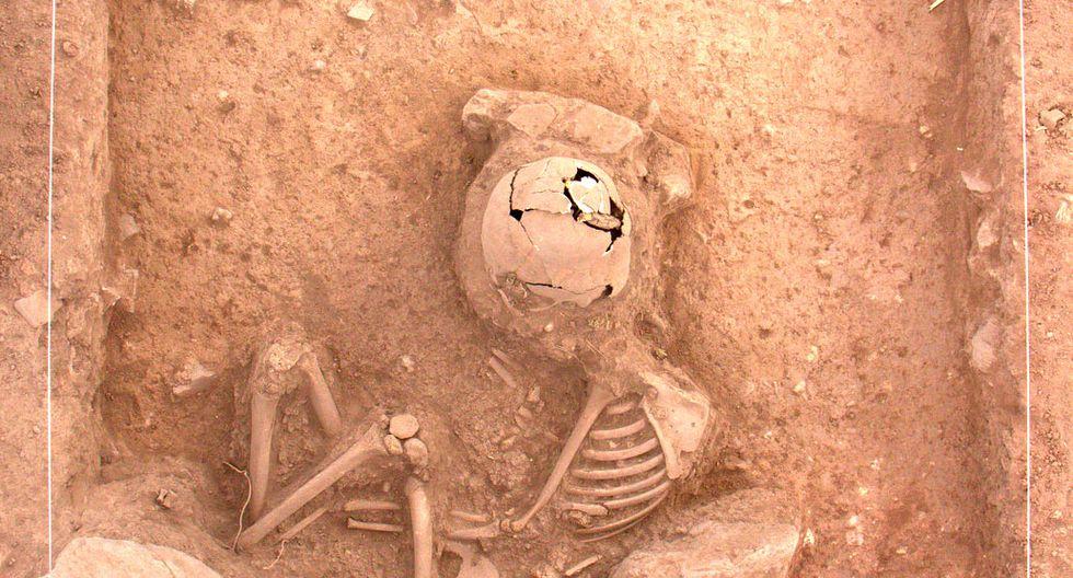 Marcavalle contiene los primeros entierros humanos registrados en el valle del Cusco, (Dirección Desconcentrada de Cultura Cusco)