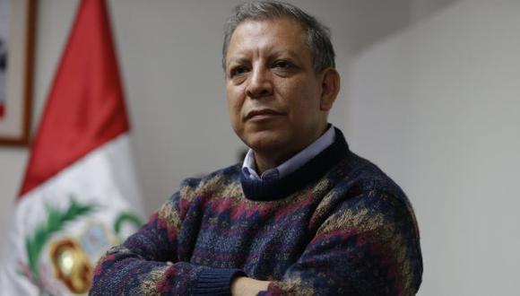 Tierra y Libertad: 'De los 114 renunciantes solo 43 pertenecen a nuestro partido'. (Atoq Ramón/Perú21)
