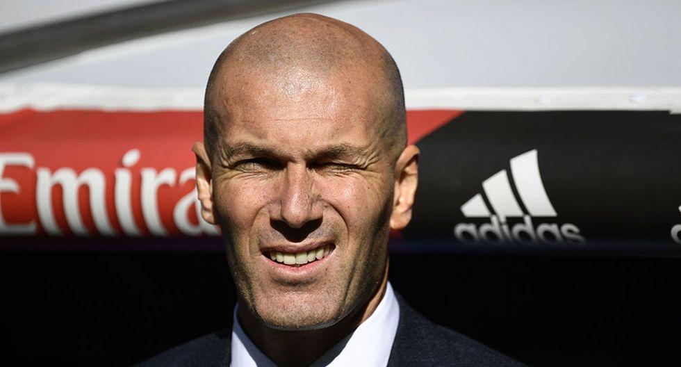 Deschamps ve a Zinedine Zidane como futuro seleccionador de Francia. (Foto: AFP)