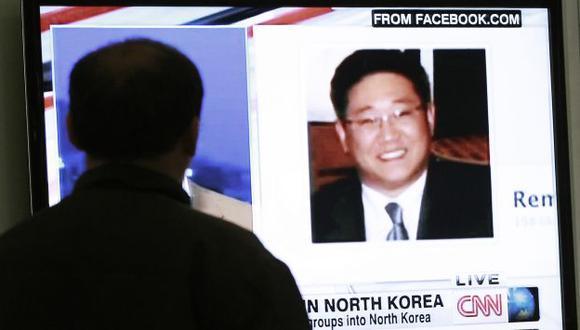 INCULPADO. Kenneth Bae solo habría tomado fotos en lugares no autorizados, según los medios. (AP)