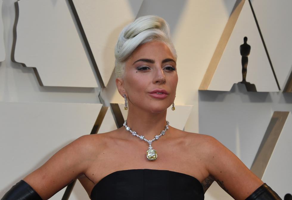 """Lady Gaga se encuentra nominada a Mejor actriz por su papel en la película """"Nace una estrella"""".  (Fotos: AFP)"""