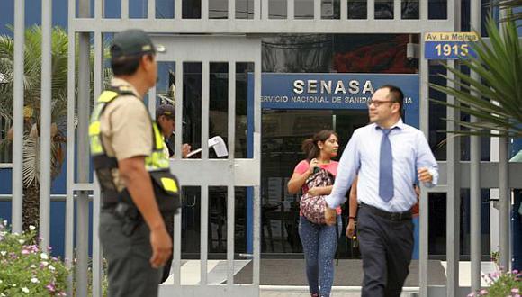 El Senasa es el ente público encargado de proteger y mejorar la sanidad agraria. (Foto: USI)