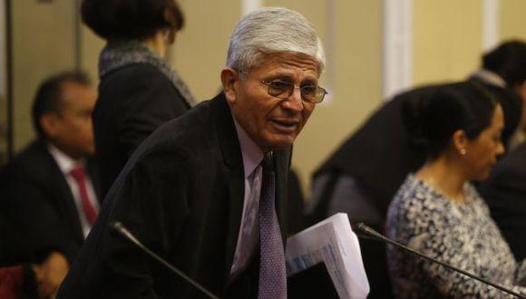 Jorge Castro es miembro del grupo. (Mario Zapata/Perú21)
