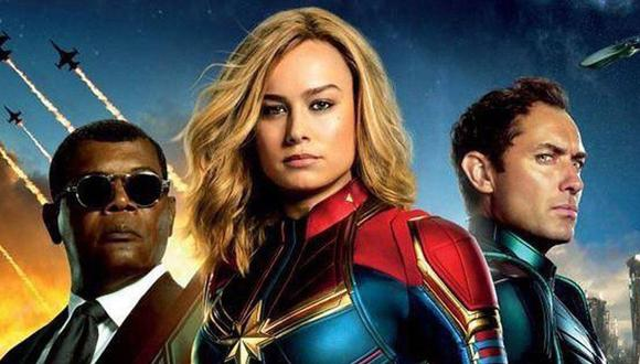 Captain Marvel: ¿qué significa el final de la película para Carol Danvers y el MCU después de Avengers 4: Endgame? (Foto: Marvel Studios)