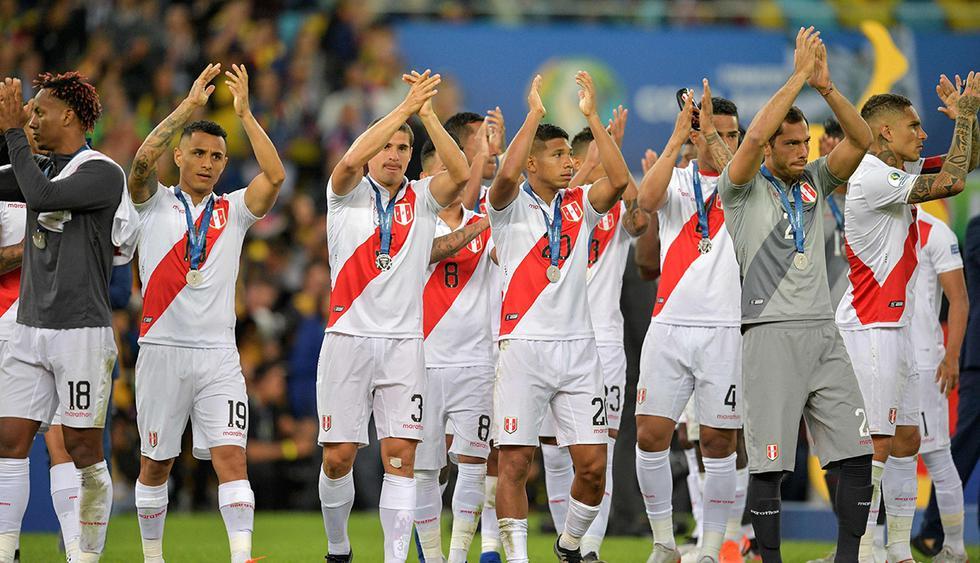 La selección peruana llegó a la final de la Copa América con un equipo de trabajo en estadísticas. (Foto: AFP)