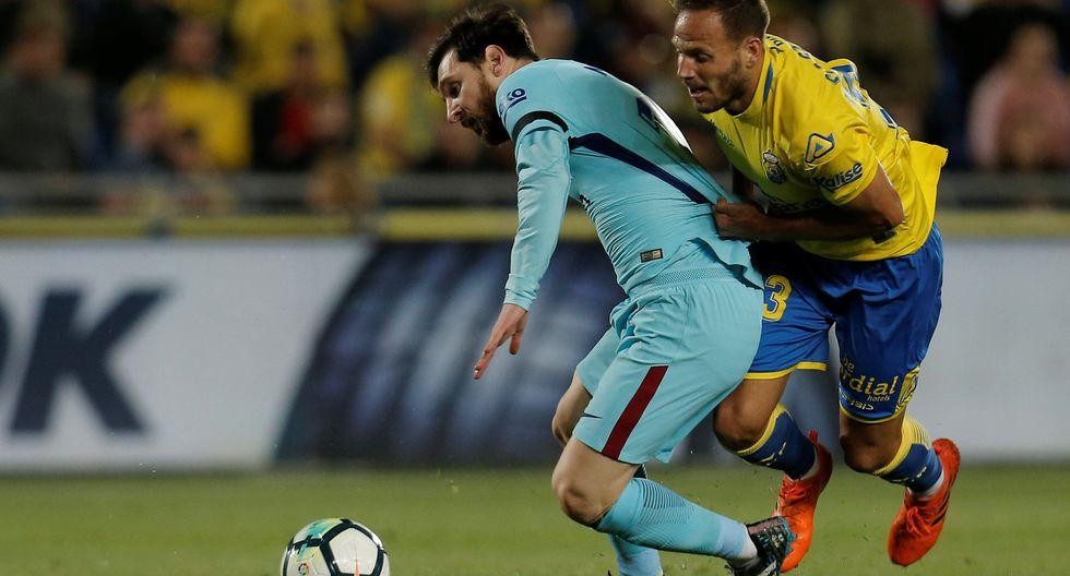 Messi suma 12 anotaciones en 15 compromisos disputados con Barcelona en el 2018. (REUTERS)