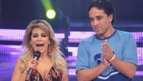 Martínez agradeció el apoyo que le brindó Gisela durante su momento más difícil. (Perú21)
