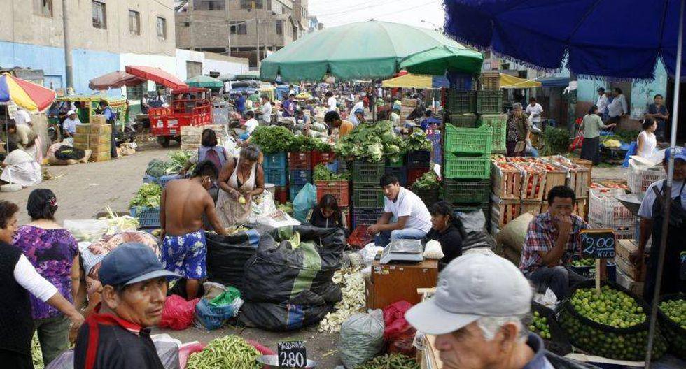 Aún existen muchos trabajadores informales en el país. (Foto: Andina)