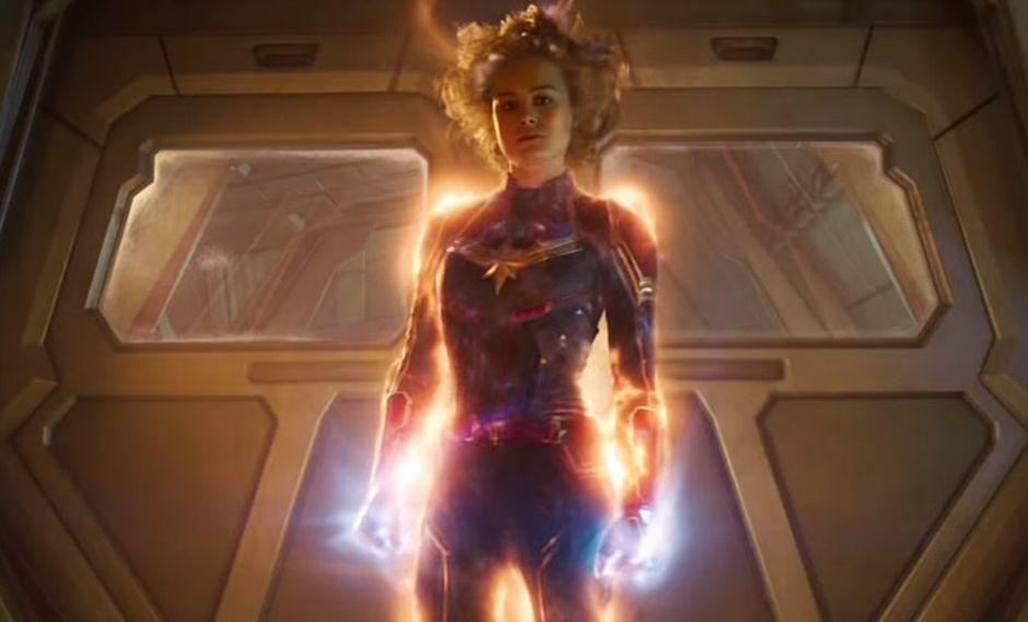 Captain Marvel viene rompiendo la taquilla a nivel mundial. (Foto: Marvel Studios)