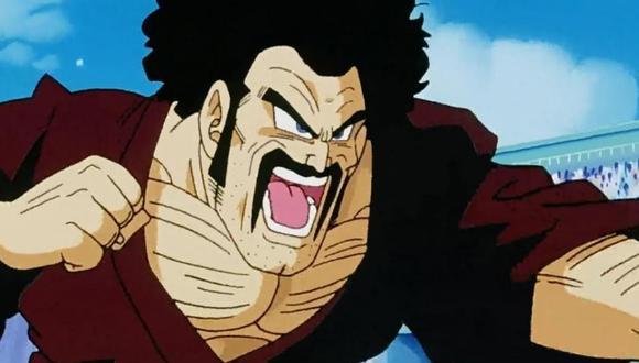 Mr. Satán, a diferencia de los demás personajes -principales y secundarios- no era fuerte, por el contrario (Foto: Toei Animation)
