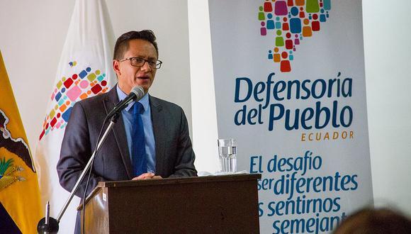 (Defensoría del Pueblo de Ecuador)