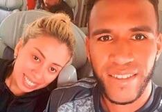 De 'Claudia d Gallese' a 'Claudia Belissa': Esposa de Pedro Gallese cambia su usuario en Instagram tras ampay