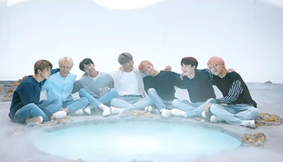 """BTS y Unicef lanzaron video por el """"Día Internacional de la Amistad"""". (Imagen: Captura YouTube ibighit)"""