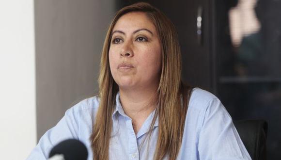 """Katherine Ampuero: """"Jorge Barata debe responder por todos"""" (USI)"""