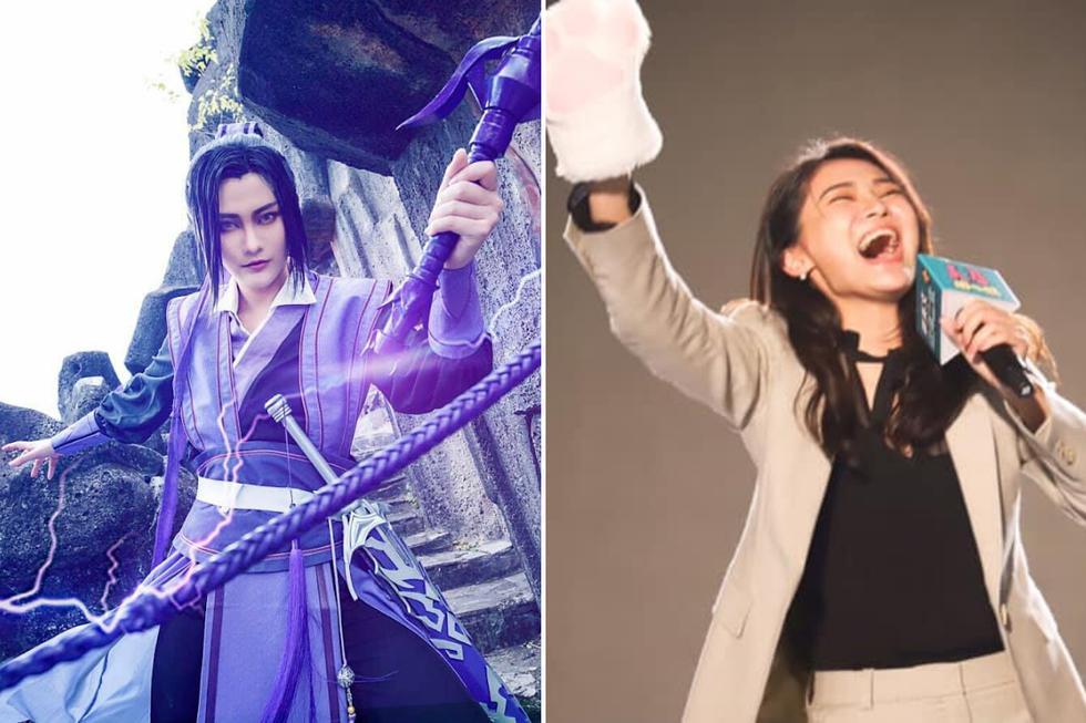 Lai Pin-yu, conocida en Internet como Souichi, tiene 28 años y entre sus aficiones figura el cosplay, el anime y la política. (Fotos: souichi0302 en Facebook)