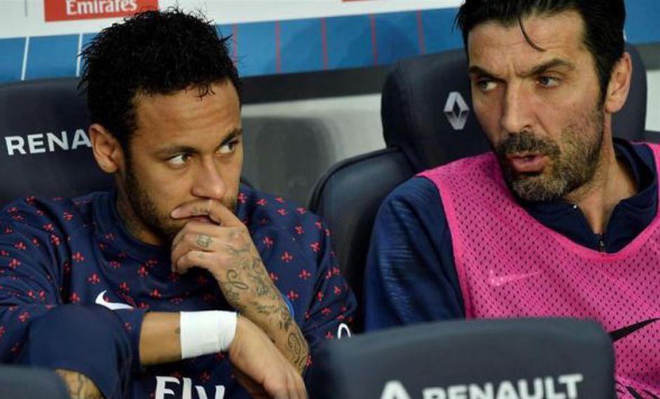 Neymar, de baja desde enero por una lesión en el pie, reapareció el pasado domingo para jugar 45 minutos en el triunfo del PSG frente al Mónaco por la Ligue 1. (Foto: EFE)