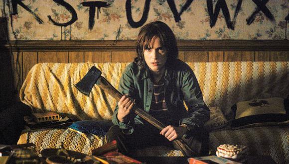 Winona Ryder como Joyce Byers, una de las protagonistas de Stranger Things, lo nuevo de Netflix. (Netflix)