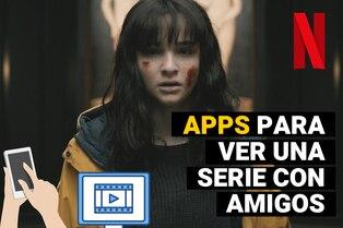 """Aplicaciones para ver """"Dark"""" y otras series de Netflix con tus amigos al mismo tiempo"""