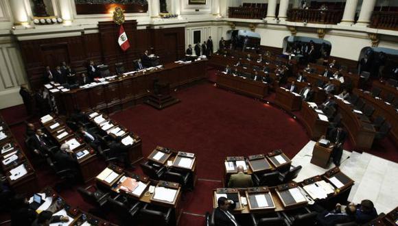 LUZ ROJA. Propuestas de ley podrían debatirse en esta legislatura. (Nancy Dueñas)