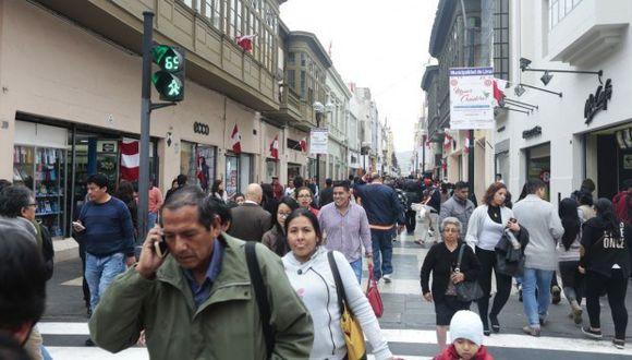 Según el pronóstico del clima de la entidad del Ministerio del Ambiente (Minam), la temperatura máxima en Lima Este será de 21°C.  (GEC)