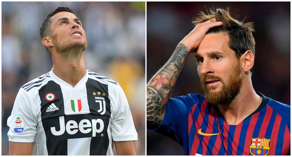 Lionel Messi y Cristiano Ronaldo figuran en la lista de Forbes, pero ninguno está en el primer lugar. (Foto: Agencias)