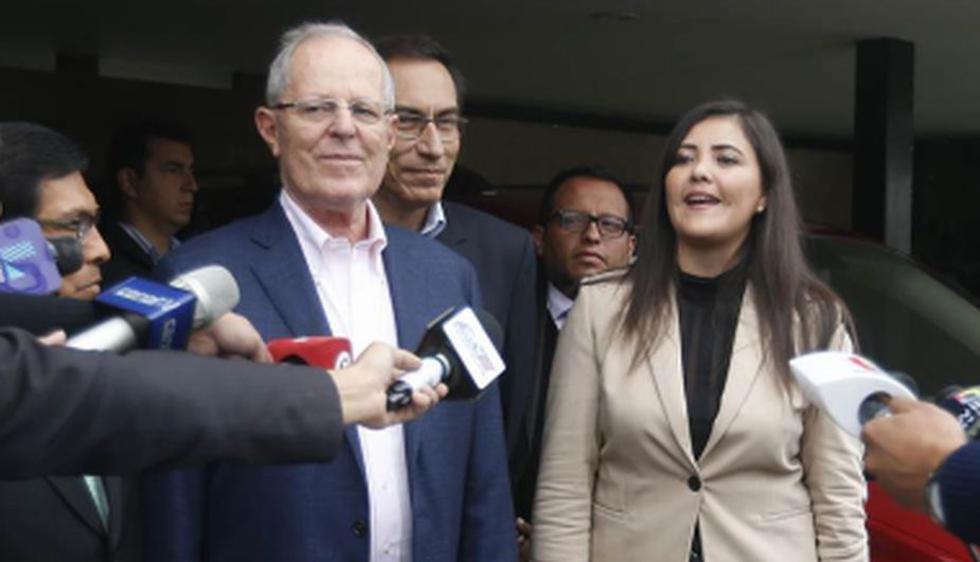 Pedro Pablo Kuczynski se reunió este martes con los gobernadores regionales del Perú. (Mario Zapata)