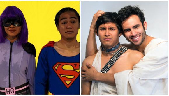 'Chocho de Kriptonita' y 'La mano de Dios' son obras que se presentan en el Microteatro de Barranco (Difusión).
